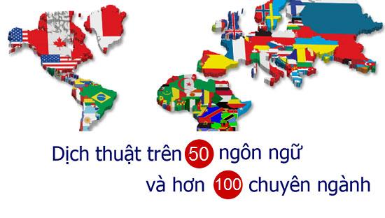 Dịch thuật đa ngôn ngữ MKS